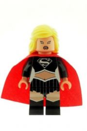 Dark Supergirl - Custom Designed Minifigure